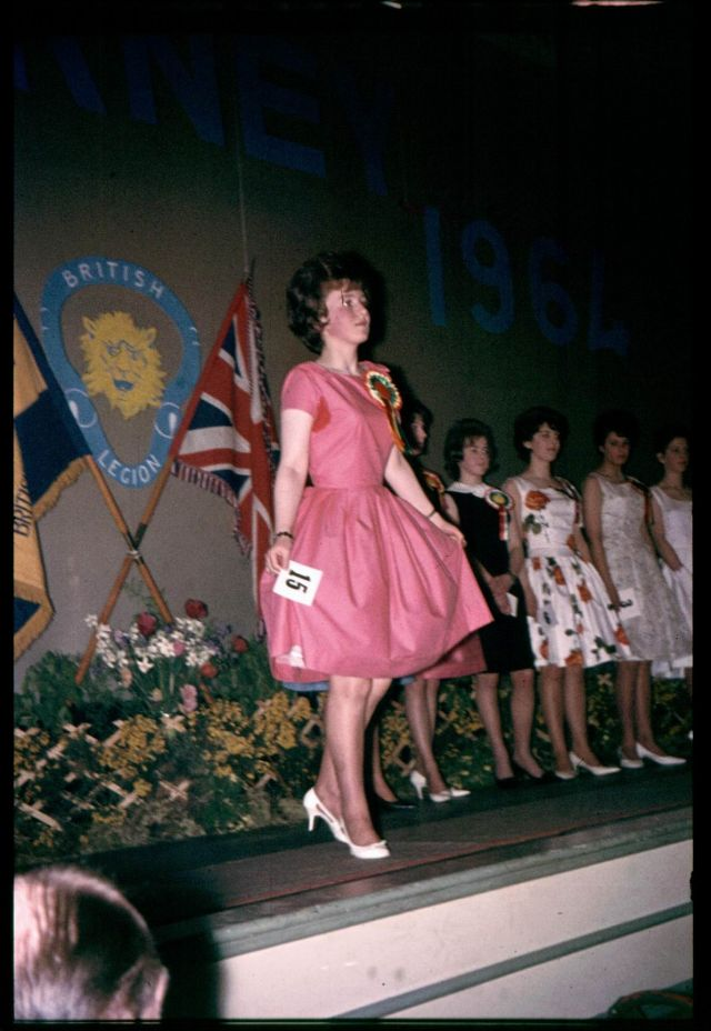 Miss Orkney competition, 1964