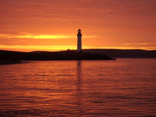 Graemsay Lighthouse 13/7/07