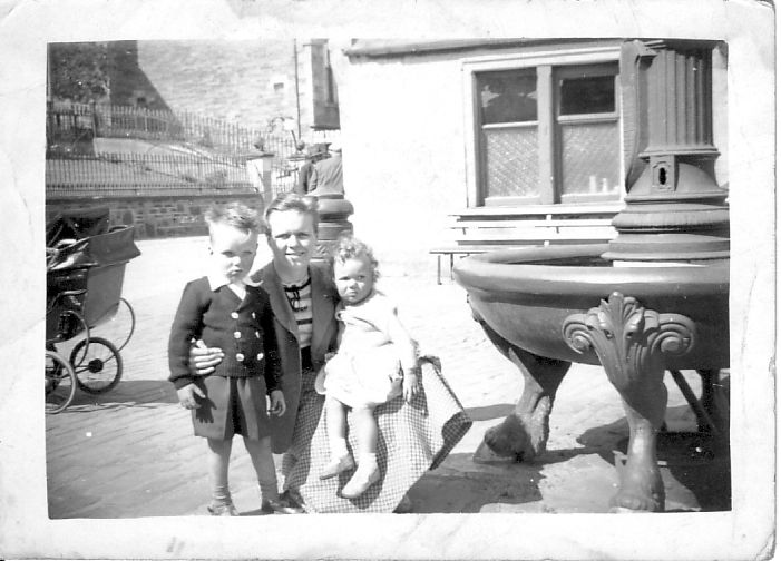 At the Fountain, Stromness