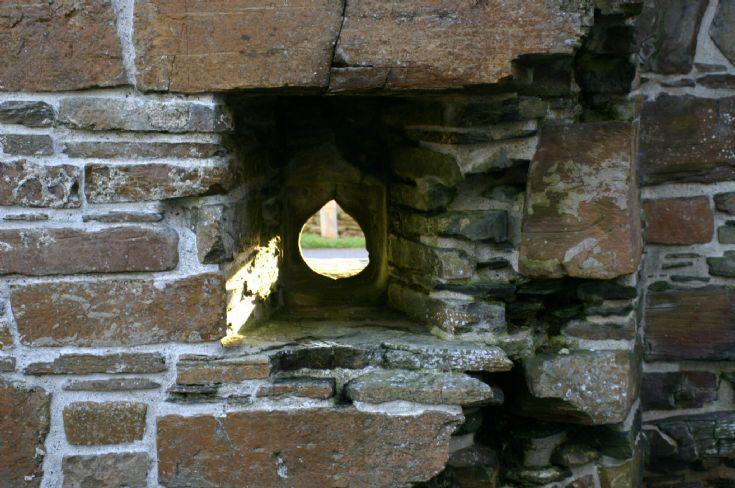 Mystery picture: Teardrop window