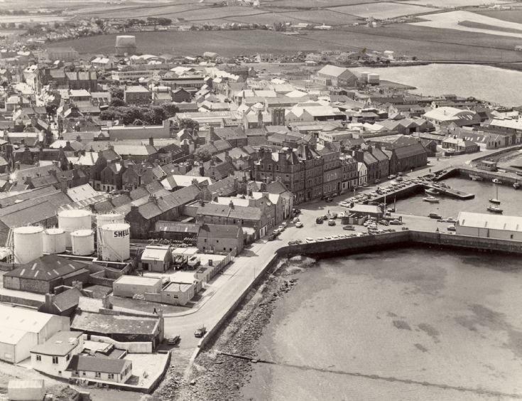 Shore Street to Glaitness Road circa 1970