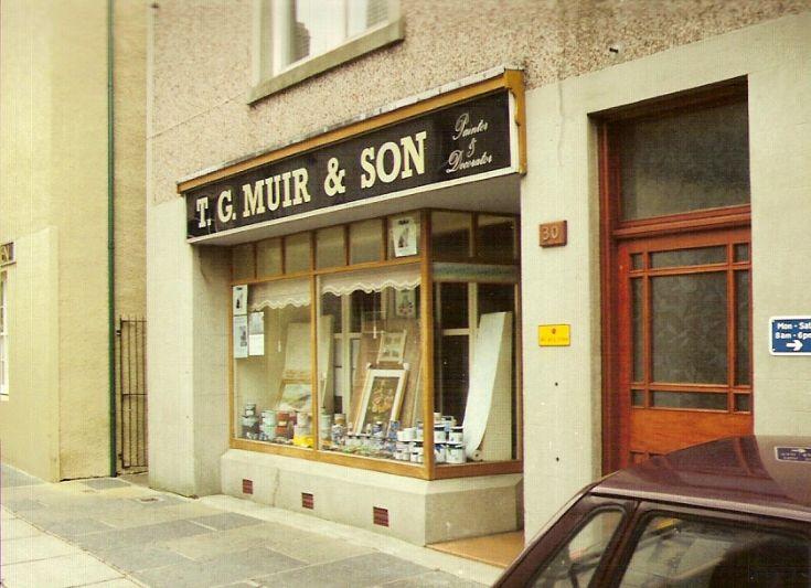 T G Muir & Son