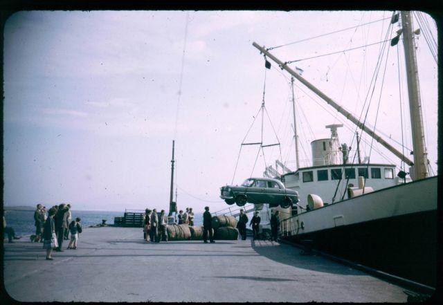 St Ola II, August 1962