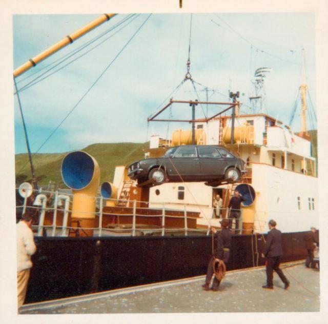 St Ola II, June 1972