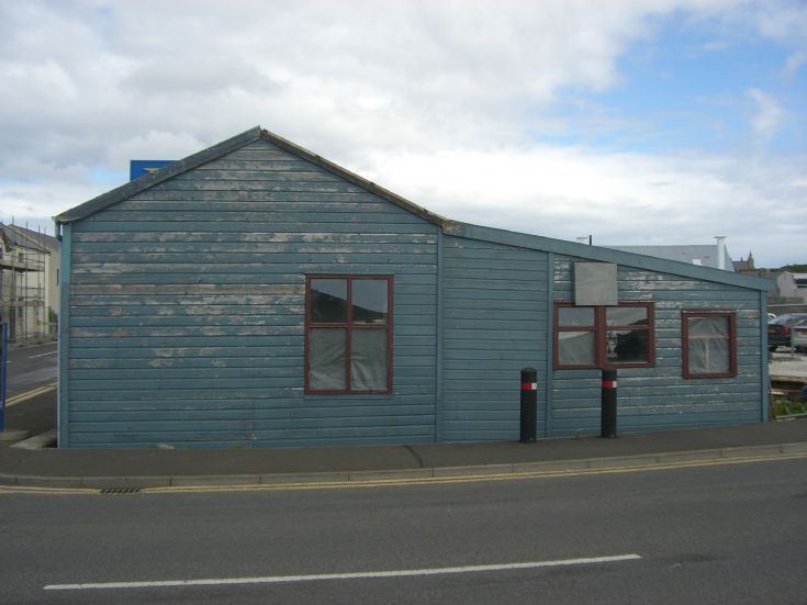Brough's Shed