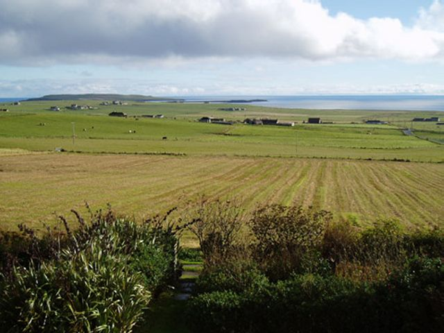 Oct 2004, looking towards Copinsay from Deerness