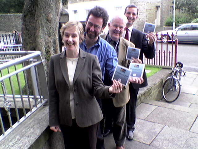 Launch of Orkneycommunities training CD