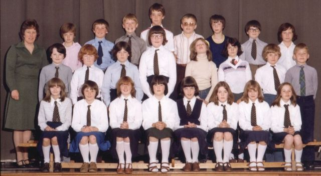 Kirkwall Primary, P6, what year?