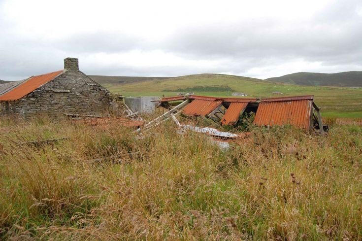 Gerwin Farm House Ruin