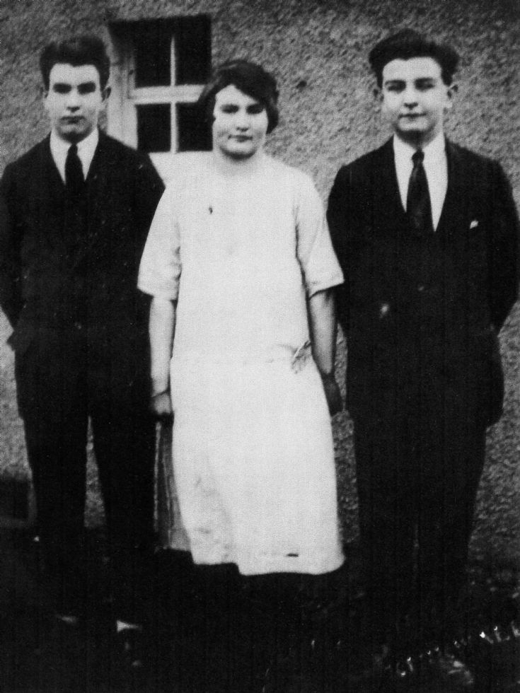 Wilson family from Gerwin, Orphir