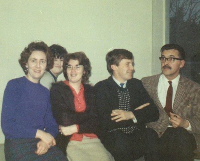 Dept of Employment staff, 1968