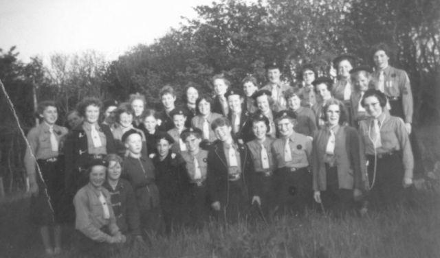 Kirkwall Guides 1962/63