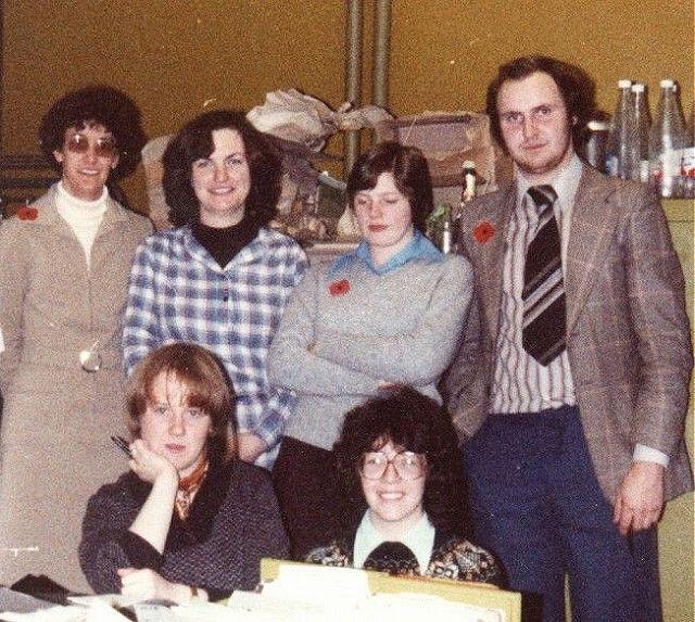 Dept of Employment staff, 1979