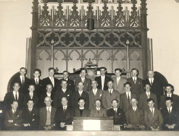 Men of Orkney Male Voice Choir - 1963