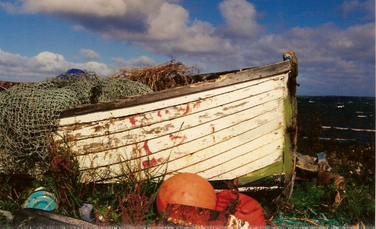 An Auld Boat