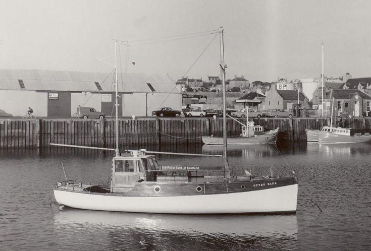 m.v. Otter Bank - 1970