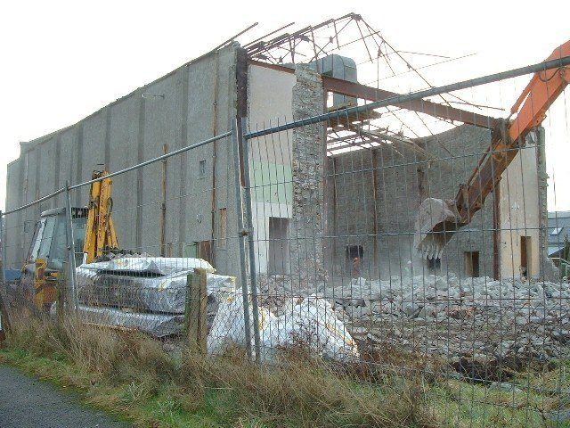 Demolition of Phoenix, 30th November