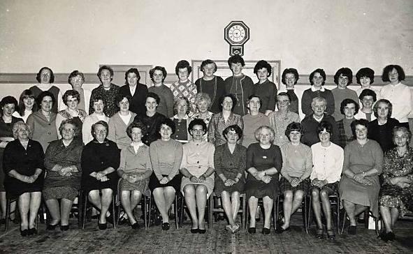 Shapinsay SWRI - 1967