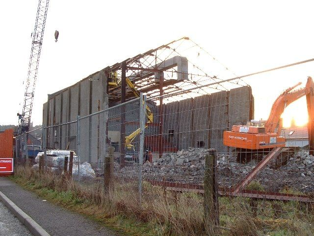 Demolition of Phoenix, 2nd December