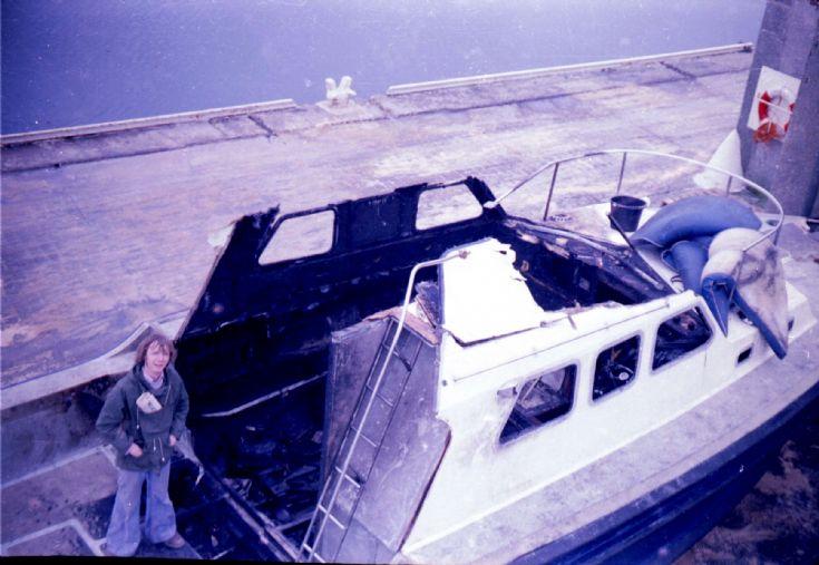 Pilot boat shell