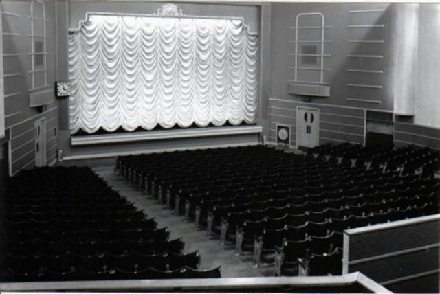 Interior of Phoenix at time of opening
