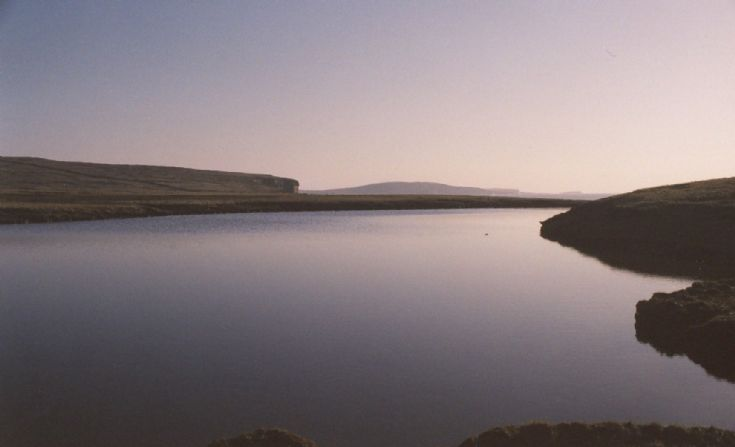 Loch of Sacquoy, Rousay