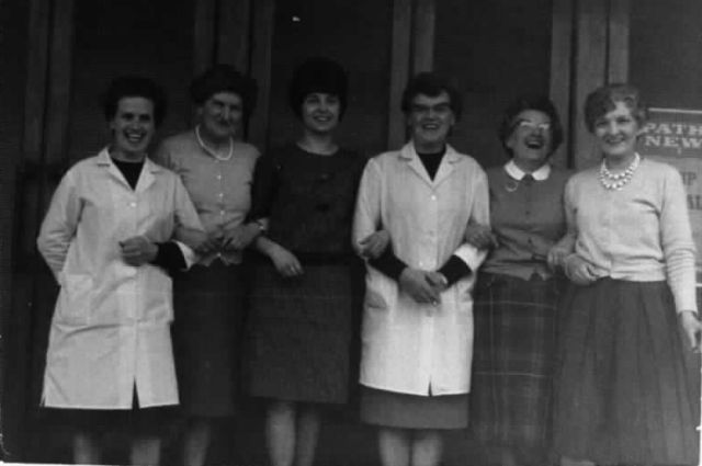 Phoenix staff in the 60s