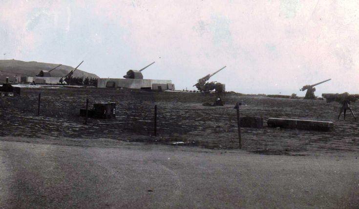 Orkney Coastal Defences