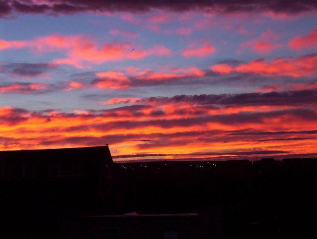 Morning Sky, 9/12/04