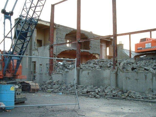 Demolition of Phoenix, 11th December