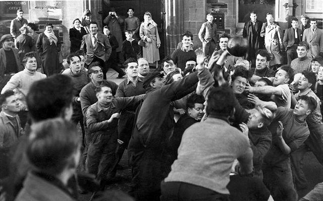 1955 Christmas Day Men's Ba