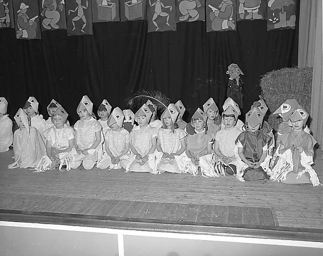 A Papdale Infant School concert, 18 March 1981