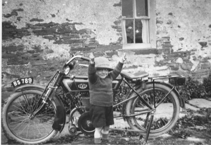 Levis motorbike