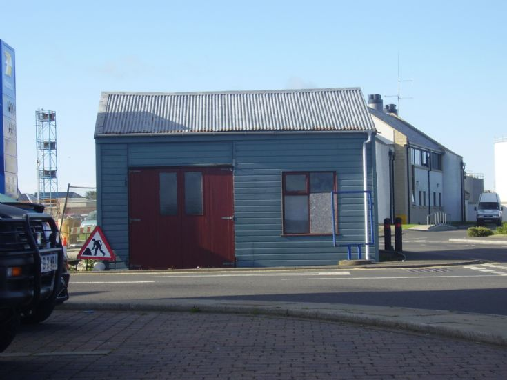 Broughs Shed