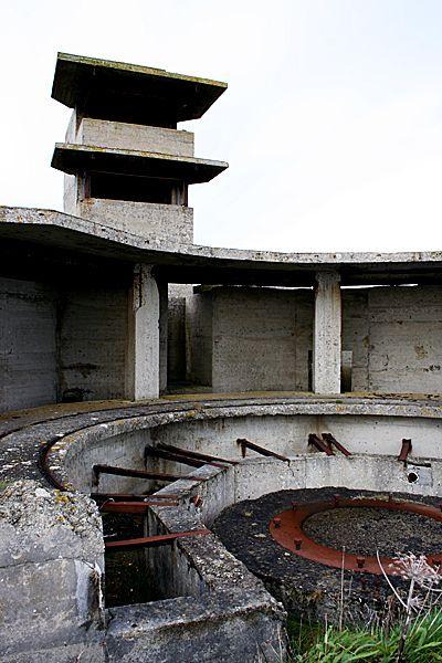 Buchanan Battery Flotta