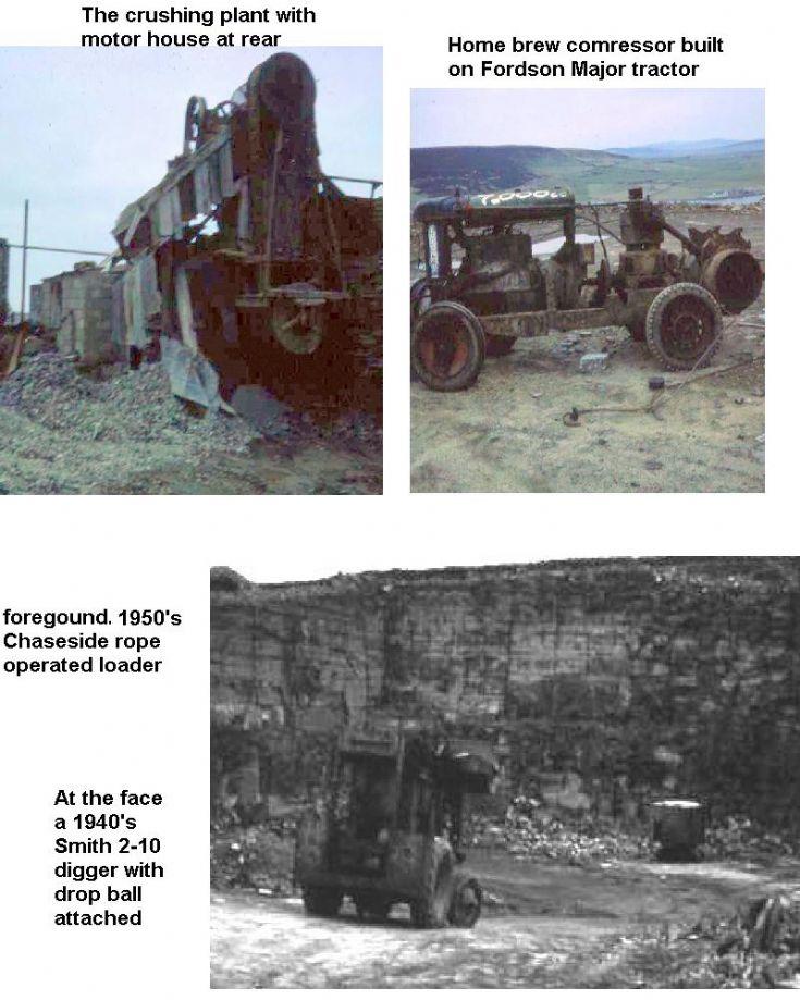 Heddle quarry