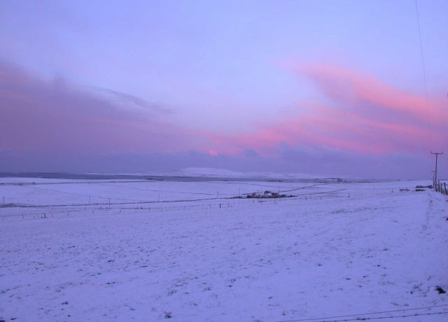 January 2005, Looking NW from Rapness, Westray
