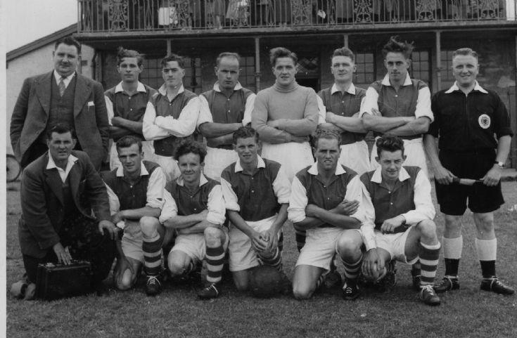 1955 County Football Team