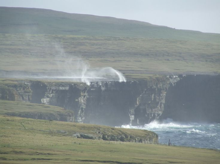 Westray Water-rise