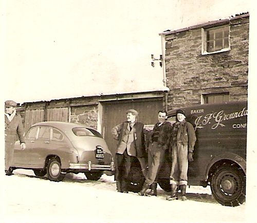 Three Lads and a Van