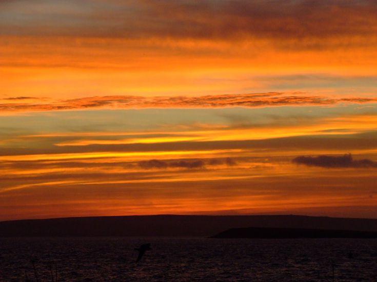 Another Eday sunrise