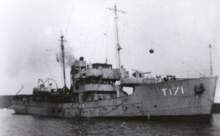 HMS FLOTTA