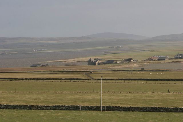 February 2005, looking SE from Sandwick
