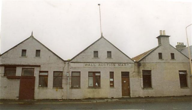 Kirkwall Auction Mart