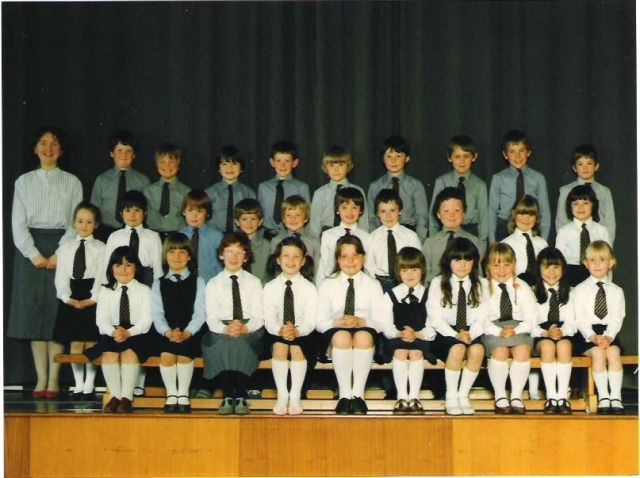 Papdale Primary P3 or P4