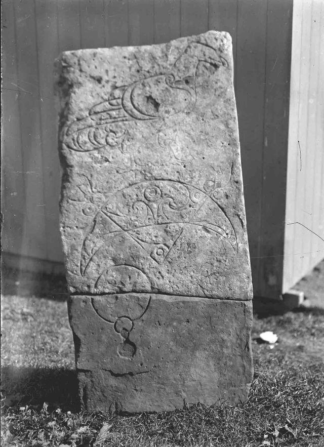 Burrian Stone, Harray