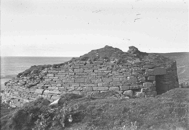 Broch of Borwick, Yesnaby