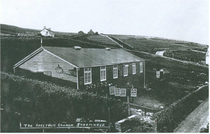 Apostolic Church, Stromness