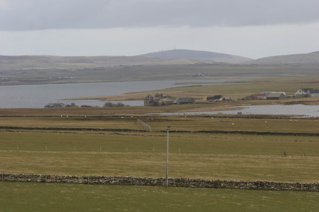 March 2005, looking SE from Sandwick