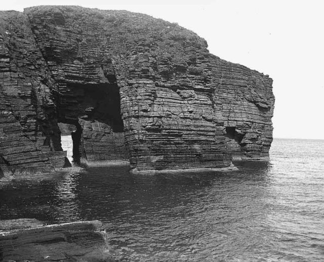 Unidentified Coastline, possibly Tankerness